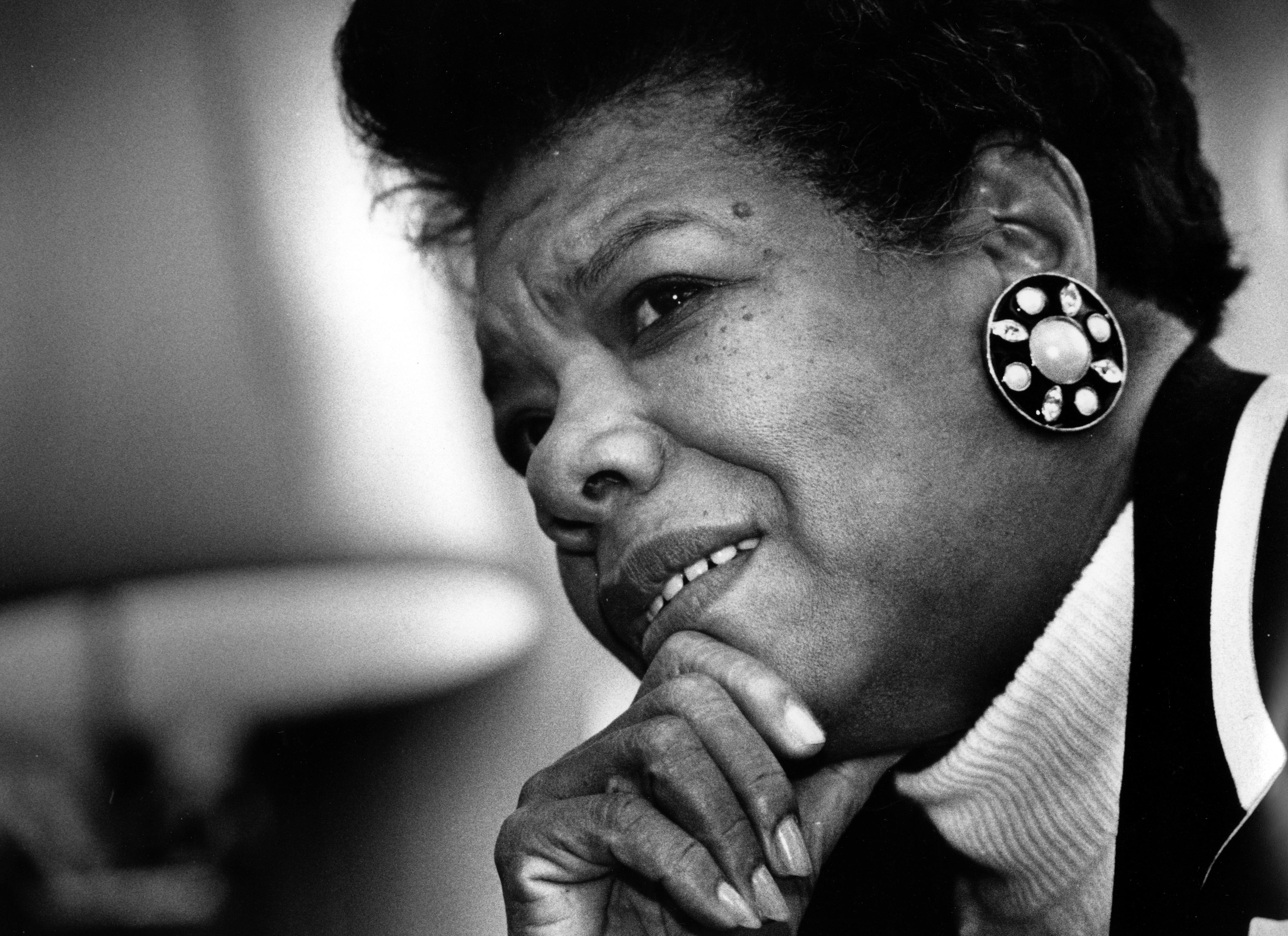 Maya Angelou Obit.