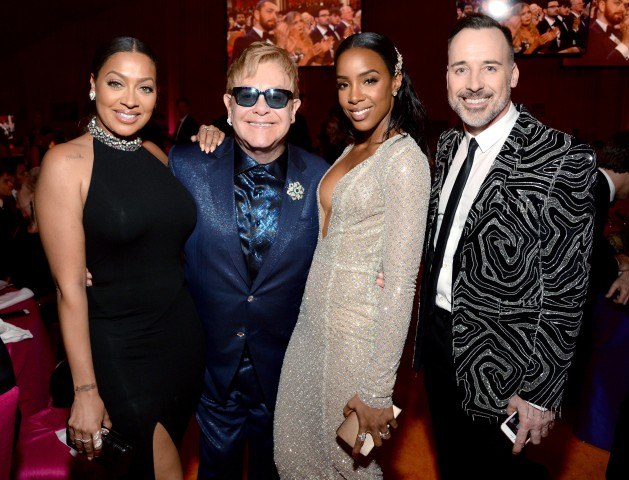 24th Annual Elton John AIDS Foundation's Oscar Viewing Party - Inside