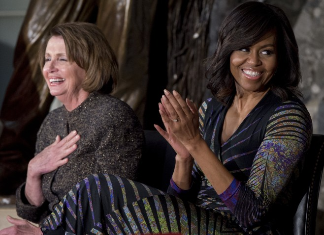 US-POLITICS-MILITARY-WOMENSHISTORY