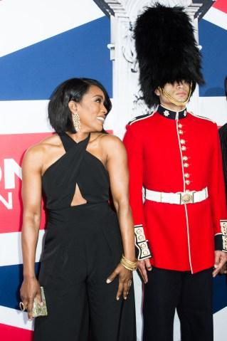 Premiere Of Focus Features' 'London Has Fallen' - Arrivals