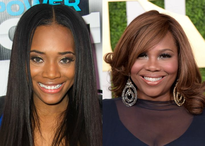 Yandy Smith gushed about her mentor, saying,