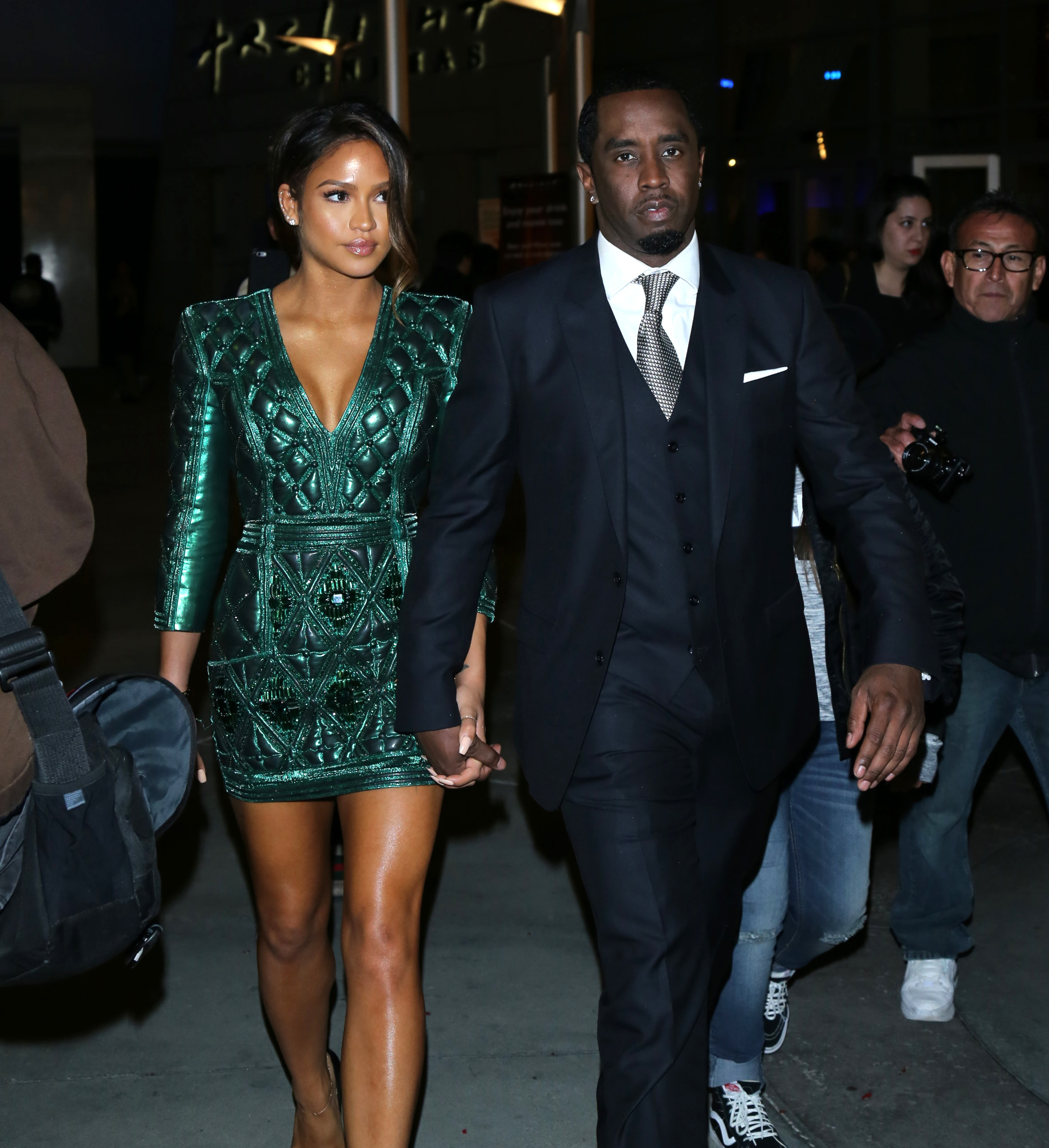 7 Year Itch? Did Sean 'P. Didy' Combs Leave Cassie For A Younger Woman?
