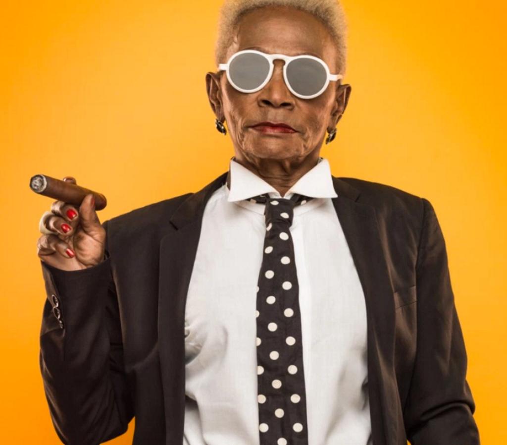 League Of Extraordinary Grannies