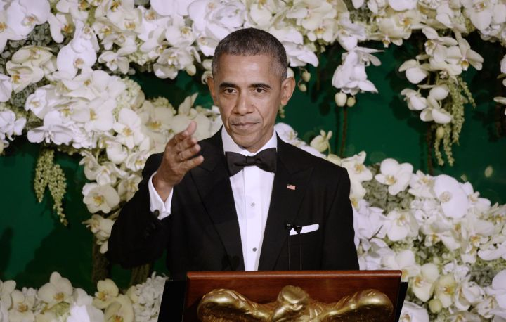 President Obama Looked Incredibly Handsome