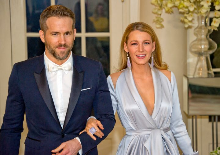 Ryan Reynonds & Blake Lively Look Amaze