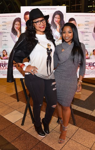 The Perfect Match - Atlanta Advance Screening With Local Influencers