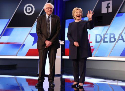 Democratic Presidential Primary Debate