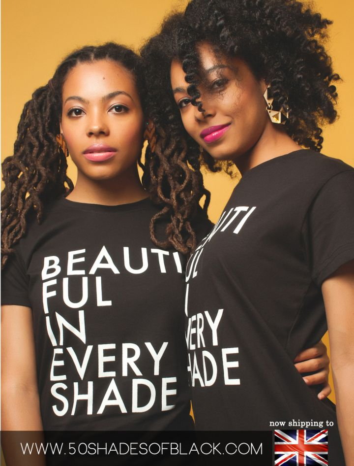 Beautiful In Every Shade Tee