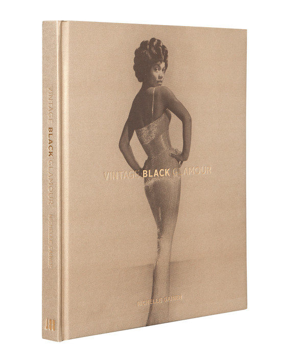 Vintage Black Glamour Book