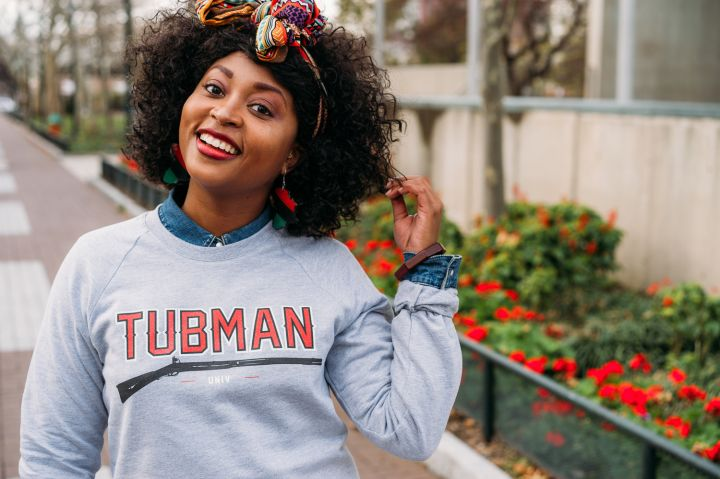Harriet Tubman Sweatshirt