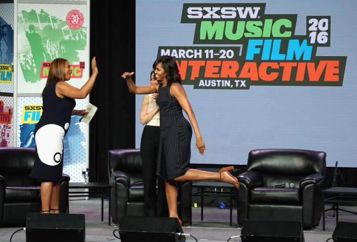 SXSW Keynote: Michelle Obama - 2016 SXSW Music, Film + Interactive Festival