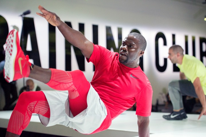 Nike+ Live Training And Running Experience