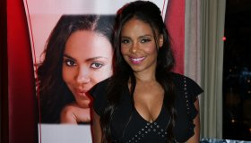 Sanaa Lathan Hosts Event At Beso - Inside