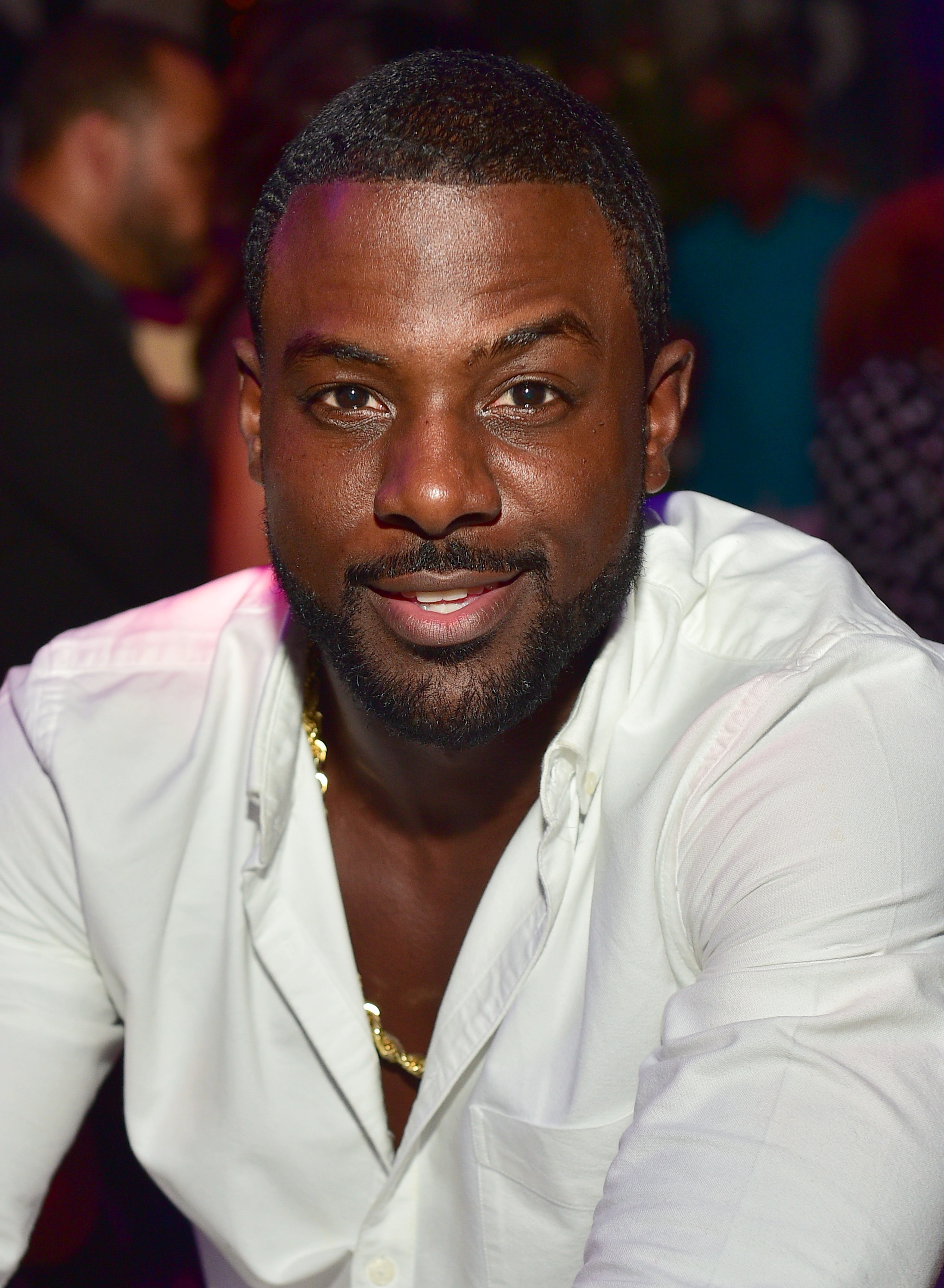 Rico Love And Lance Gross Host And Eventing At Gold Room