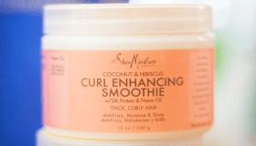 Shea Moisture Coconut + Hibiscus Curl Enhancing Smoothie