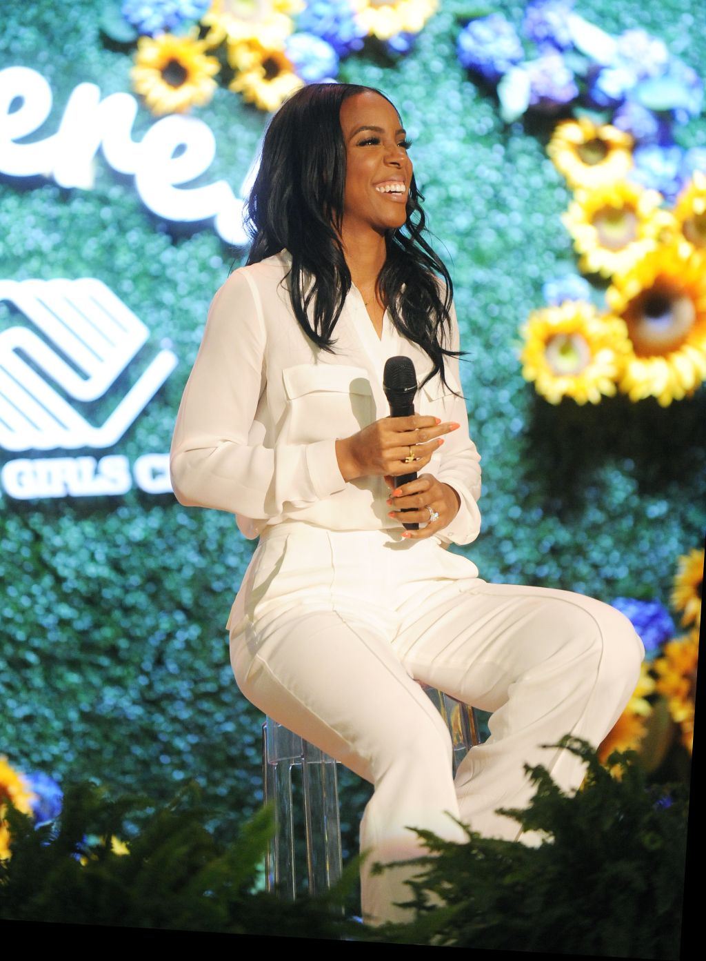 Claritin And Boys & Girls Clubs Of America Host Kelly Rowland Live Performance