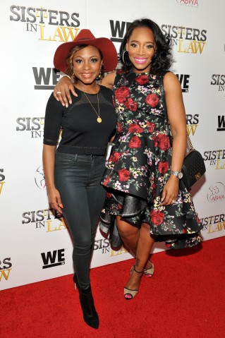 WE tv Hosts Exclusive Premiere Screening For New Series 'Sisters In Law'