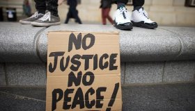 Philadelphia Freddie Gray Protest