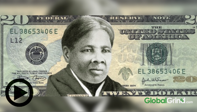 Harriet Tubman On The $20 Bill