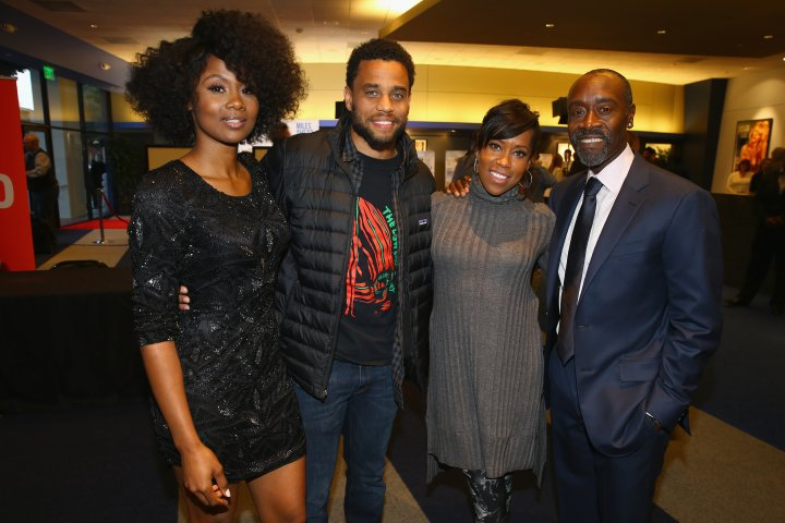 Premiere Of Sony Pictures Classics' 'Miles Ahead' - Red Carpet