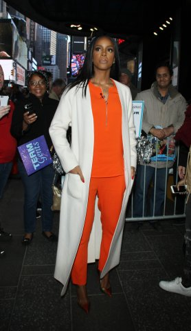 Celebrity Sightings In New York - March 30, 2016