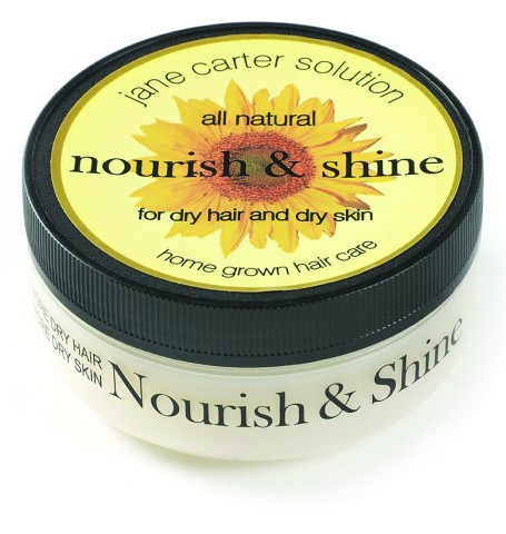 Jane Carter Solution All Natural Nourish and Shine for Dry Hair and Dry Skin