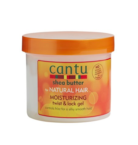 Cantu Shea Butter Twist And Lock Gel
