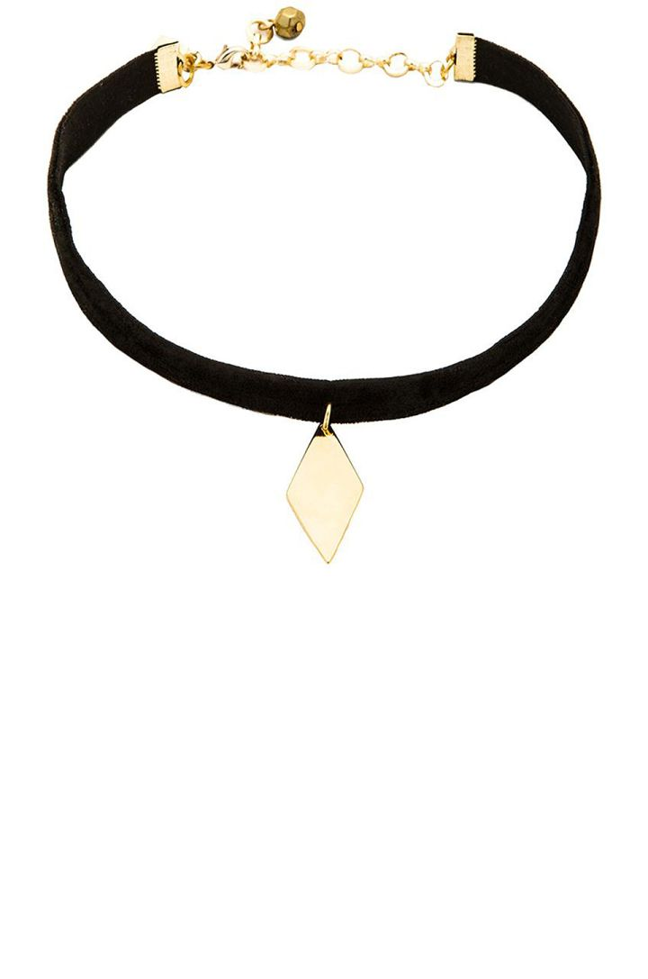 No: Coin Statement Necklace, Yes: Choker