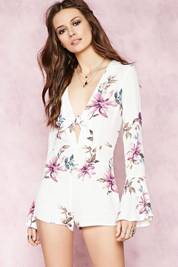 No: Maxi Dress, Yes: Jumpsuit