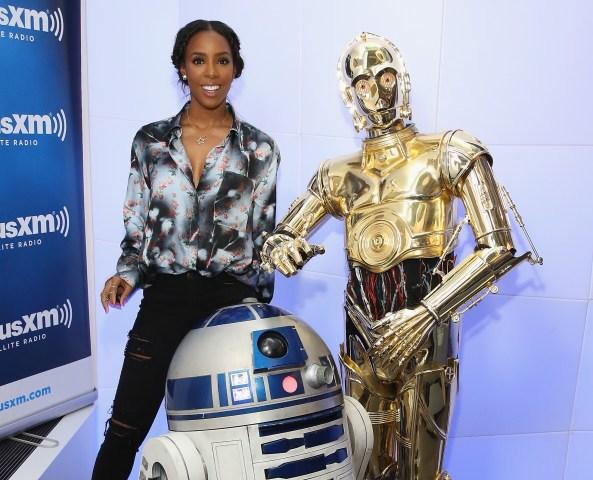 Celebrities Visit SiriusXM - April 4, 2016