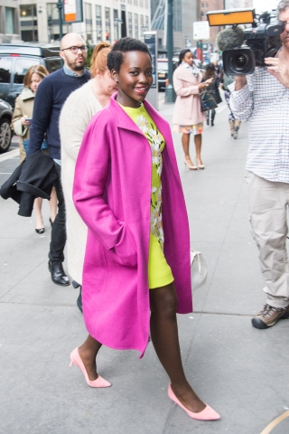 Variety's Power Of Women NY Luncheon - Outside Arrivals