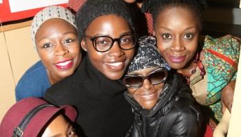 Celebrities Visit Broadway - April 7, 2016