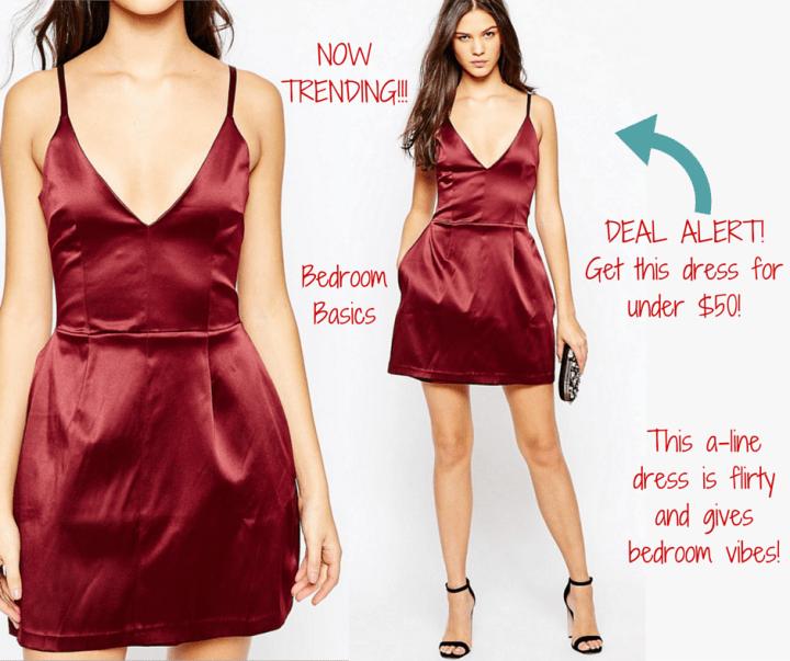 ASOS || Hedonia Vegas Dress With Pockets