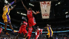 Los Angeles Lakers v New Orleans Pelicans