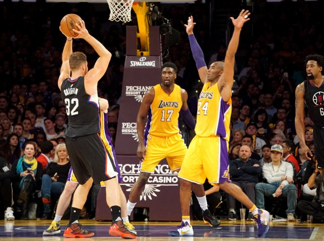 Los Angeles Clippers v Los Angeles Lakers: NBA
