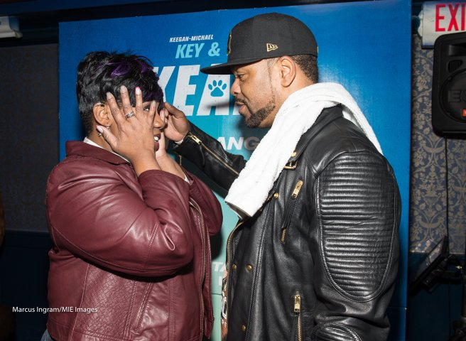 Kelly Price & Method Man