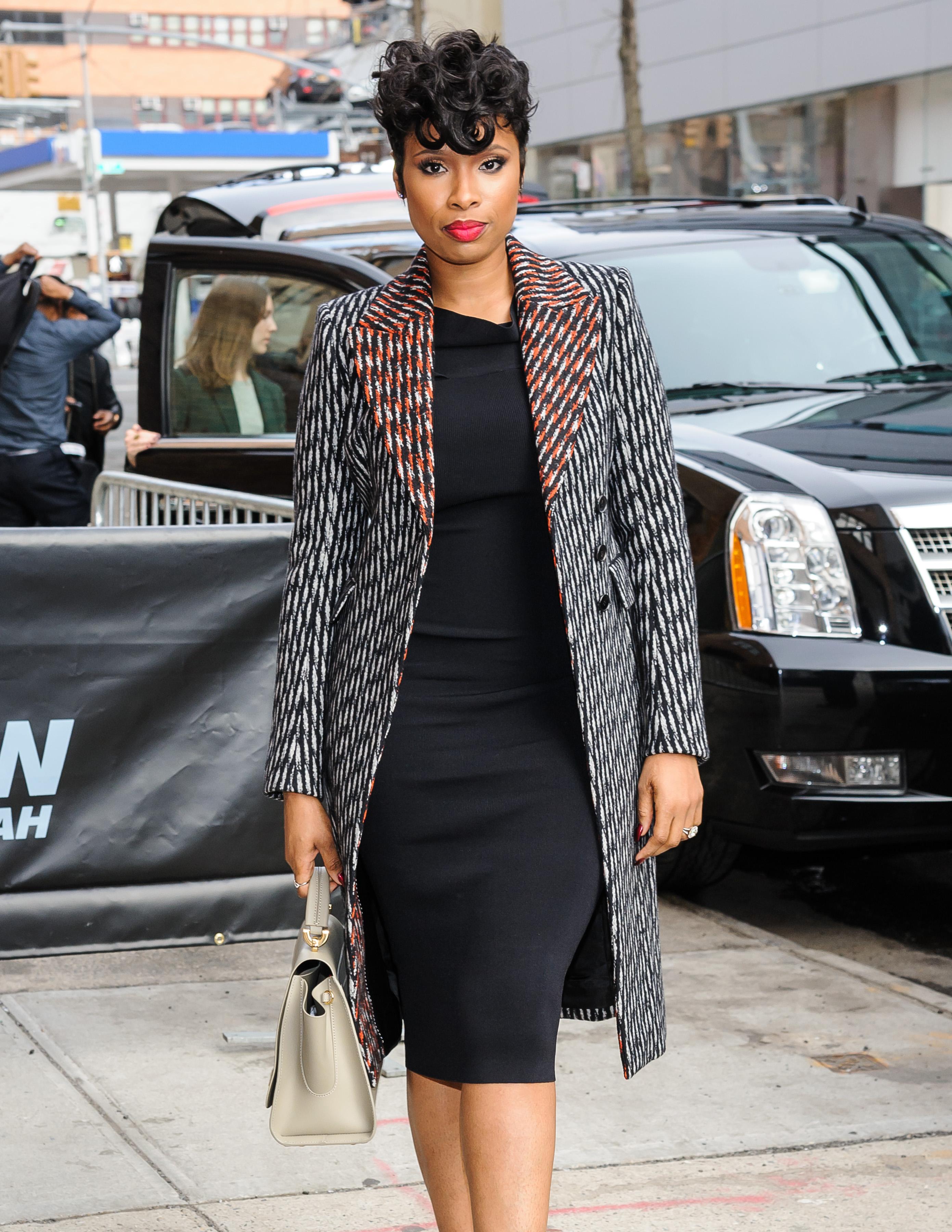 Celebrity Sightings in New York City - April 11, 2016