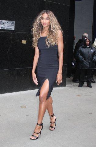 Celebrity Sightings In New York - April 11, 2016