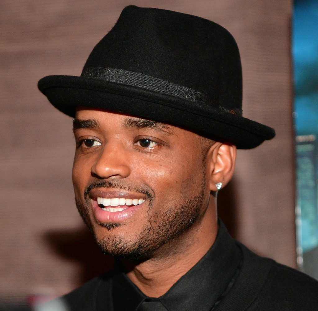 'Game Of Silence' Party With Larenz Tate