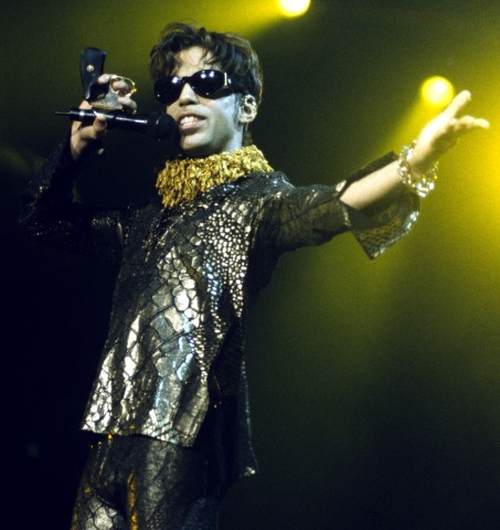 Prince In Concert 1997 - Mountain View CA