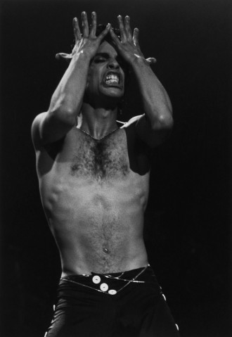 Prince On Stage