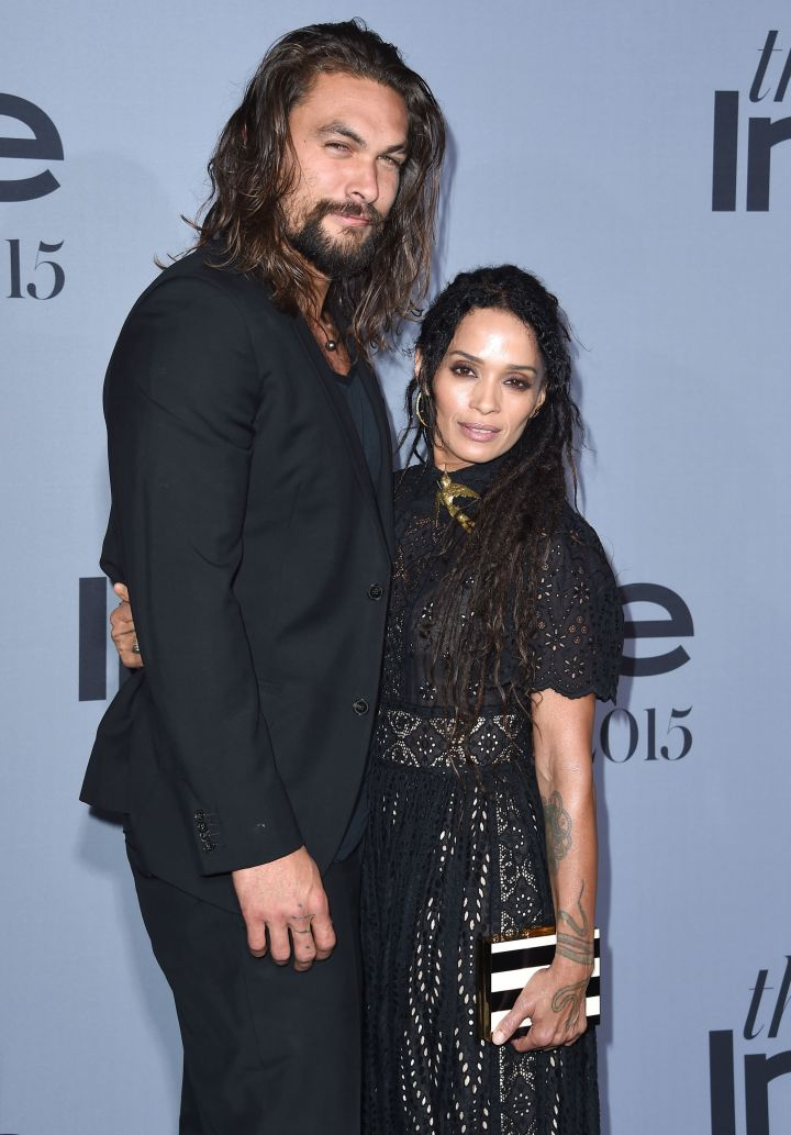 Lisa Bonet has excellent taste in men. After breaking up with Lenny Kravitz, Lisa started anew with actor Jason Momoa, and we are in love with them. See more pics of their earthy, loving relationship.