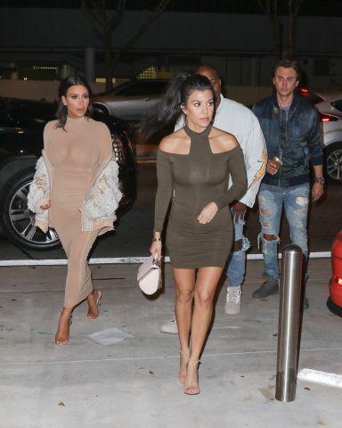 Celebrity Sightings In Miami - April 22, 2016