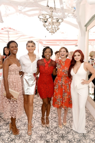 Glamour's Game Changers Lunch hosted by Editor-in-Chief Cindi Leive & Zendaya
