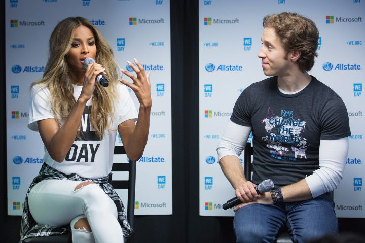 Ciara, Kat Graham, Lilly Singh, The Band Perry, Paula Abdul, George Takei, Marlee Matlin And More Come Together At WE Day Seattle To Celebrate The Power Young People Have To Change The World