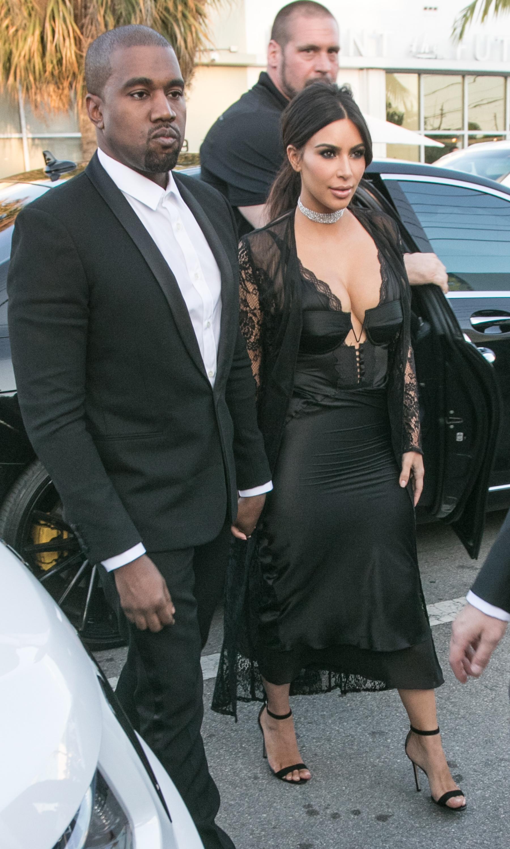 Celebrity Sightings In Miami - April 23, 2016