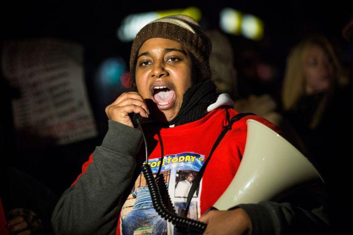 Activist Erica Garner