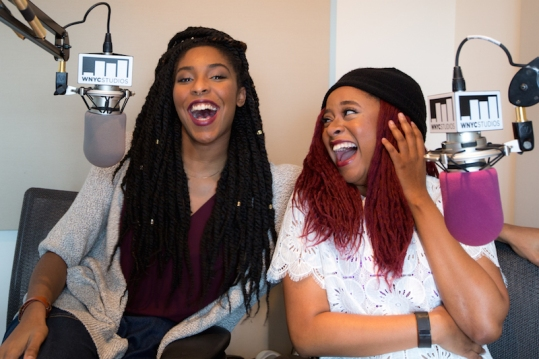 Jessica Williams & Phoebe Robinson