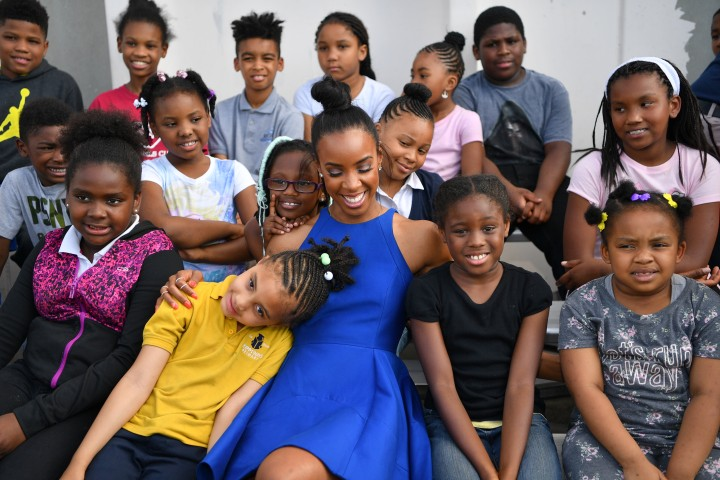 Exclusive Media Event Featuring Kelly Rowland