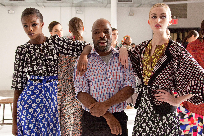 Duro Olowu - Presentation - Fall 2011 Mercedes-Benz Fashion Week
